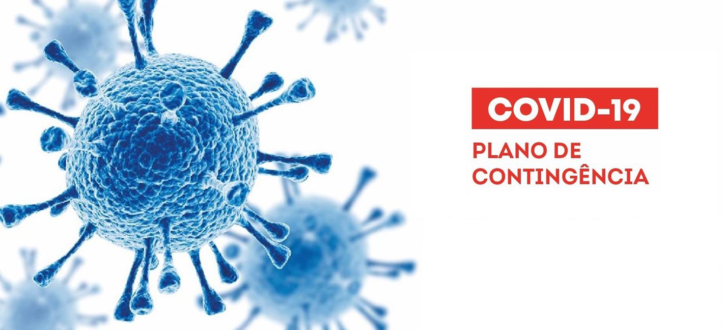 Plano de Contingência para o COVID-19