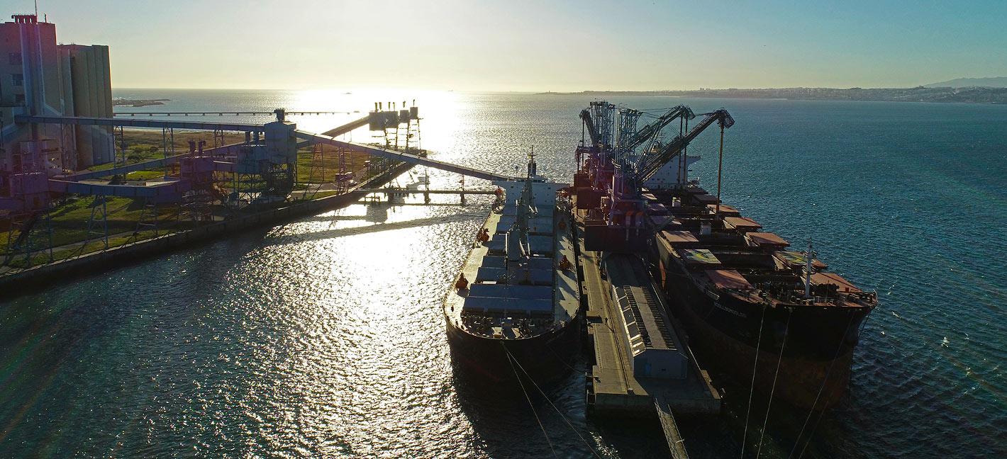 100 mil toneladas no arranque de Março!
